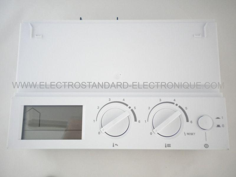 tableau 7831255 boitier vitopend 100 wh1d viessmann. Black Bedroom Furniture Sets. Home Design Ideas