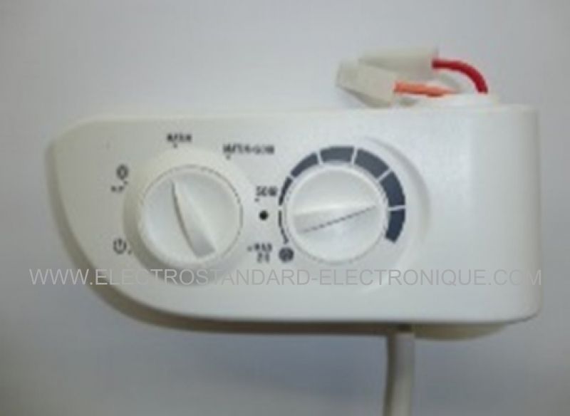 Thermostat s che serviettes th10pr ws2 carrera - Thermostat seche serviette ...